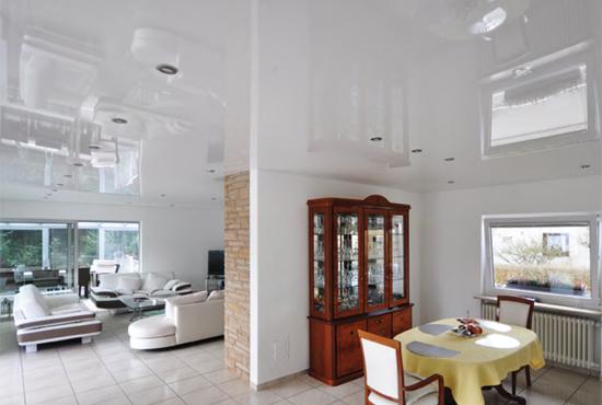 spanndecken selbst montieren spanndecken mit beleuchtung. Black Bedroom Furniture Sets. Home Design Ideas
